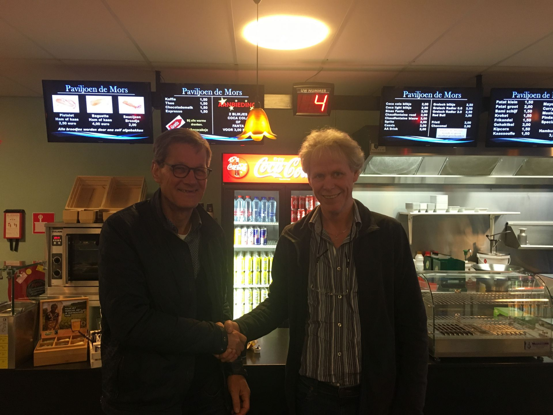 Willem Lokate nieuwe uitbater Paviljoen de Mors