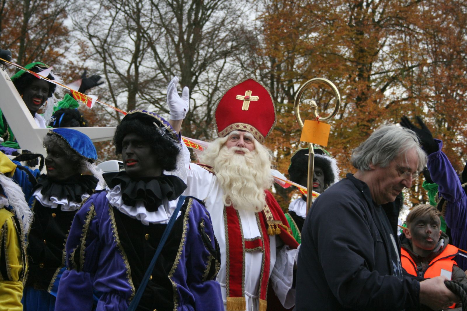 Ingezonden: Sinterklaas komt met meer dan 25 pieten naar Delden